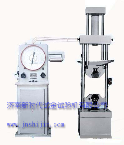 WE-300/600型表盘式液压式万能JBO竞博线路
