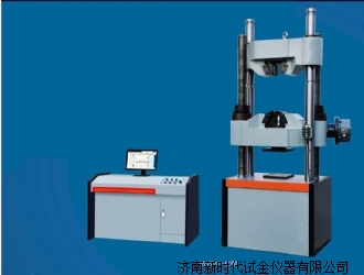 WAW-C系列微机控制电液伺服万能JBO竞博线路