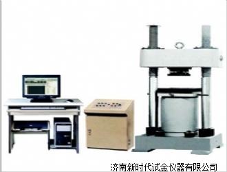微机控制电液伺服压力机YAW-2000A/3000A